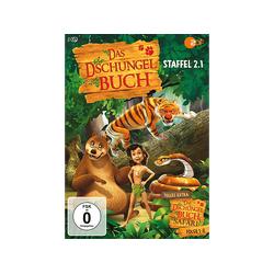 Das Dschungelbuch Staffel 2 - Vol.1 (Folge 53-70) + Bonus: Dschungelbuch-Safari 1-8) DVD
