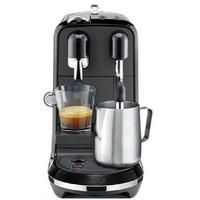 sage Nespresso Creatista Uno Schwarz