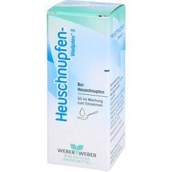 HEUSCHNUPFEN Weliplex S Mischung 50 ml