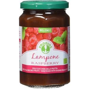 PROBIOS Himbeeren Brotaufstrich - Nur mit Fruchtzucker, 2er Pack (2 x 330 g)
