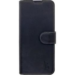 Burkley Flip Case Samsung Galaxy S10 Leder Handyhülle Handytasche