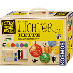 Bastelbox Lichterkette