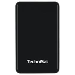TechniSat STREAMSTORE HDD 1 TB externe Festplatte (USB 3.1, 5 - 55 °C, Schwarz) externe HDD-Festplatte 2,5