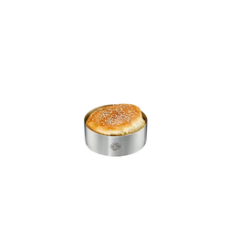 GEFU Backform Burger-Ring BBQ, (1-tlg), Burgerring