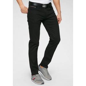 Tommy Hilfiger Straight-Jeans Denton schwarz 30