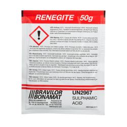 Bonamat RENEGITE Entkalker, für alle Bonamat-Kaffeemaschinen, 1 Packung = 15 Beutel á 50 g