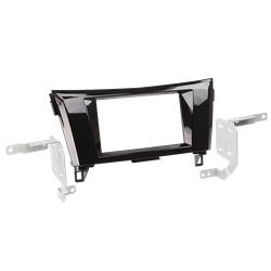 2-DIN RB Nissan Qashqai 2014-> Piano Optik