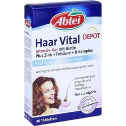 ABTEI Haar Vital Depot Tabletten 30 St