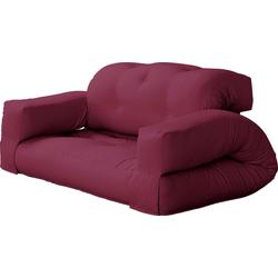Karup Design Schlafsofa Hippo rot 140 cm