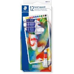 Aquarellfarbkasten karat aquarell 12 Farben a 12ml
