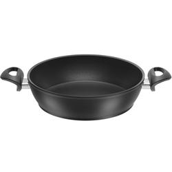 Ballarini Servierpfanne Positano in schwarz, 28 cm