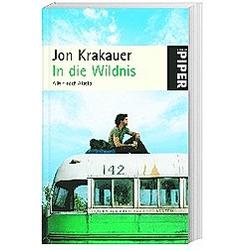 In die Wildnis. Jon Krakauer  - Buch