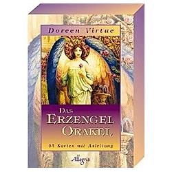 Das Erzengel-Orakel, 45 Karten