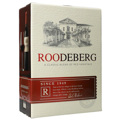 KWV Roodeberg 14,5% 3 ltr.