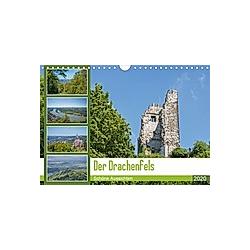 Der Drachenfels - Schöne Aussichten (Wandkalender 2020 DIN A4 quer)