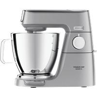 Kenwood KVL85.004SI Titanium Chef Baker XL Küchenmaschine 1200 W 7 l Silber Integrierte Waagen