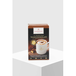 Niederegger Lübeck Marzipan Trinkschokolade 250g 10 Portionsbeutel