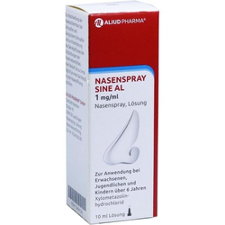 Nasenspray sine AL 1 mg/ml Nasenspray
