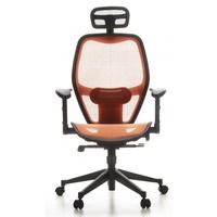 HJH Office Air-Port Netzstoff orange