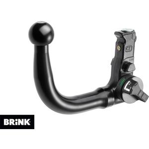 Brink Anhängerkupplung 642500 - Opel Insignia B (Z18) Sports Tourer (auch 4WD) ab 06/17 (nicht für OPC, nicht für Country Tourer), vertikal abnehmbar