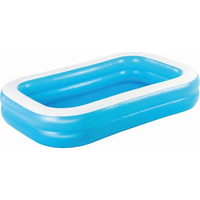 BESTWAY Family Pool ca. 262x175x51 cm Outdoorspielzeug,
