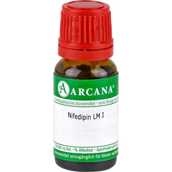 NIFEDIPIN LM 1 Dilution 10 ml