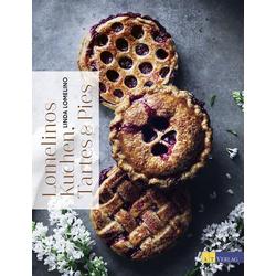 Lomelinos Kuchen Tartes & Pies als Buch von Linda Lomelino