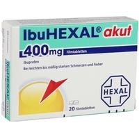 Hexal IBUHEXAL akut 400 Filmtabletten