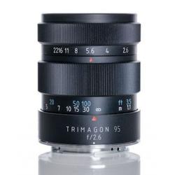 Meyer Görlitz Trimagon 95mm f2,6 Canon