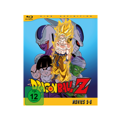 Dragonball Z - Movies Vol.2 Blu-ray