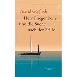 Herr Fliegenbein und die Suche nach der Stille als Buch von Astrid Göpfrich