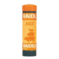 Viehmarkierungsstifte »Raidex« markiert Alter, etc · orange