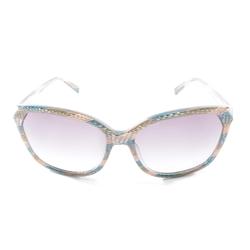 MISSONI Damen Sonnenbrille mehrfarbig, Größe One Size, 5024587