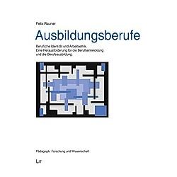 Ausbildungsberufe. Felix Rauner  - Buch