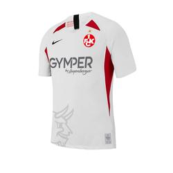 1. FC Kaiserslautern Trikot rot / weiß, Größe L, 4783880