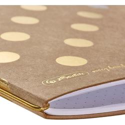 Herlitz Notizbuch Notizheft Pure Glam, A5, 40 Seiten