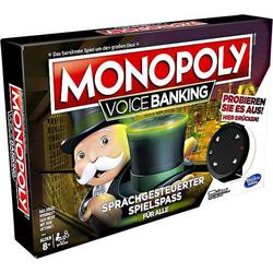 Hasbro Monopoly Voice Banking Monopoly Voice Banking E4816GC2