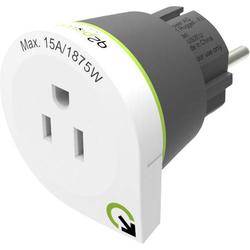 Q2 Power 1.200400 Reiseadapter 1.200400