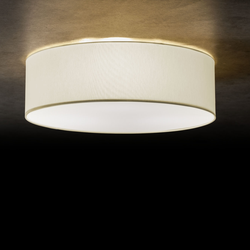 Vita 6 - Ø 70 cm - Wellenoptik weiß