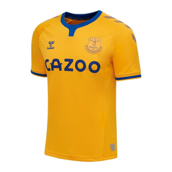 hummel Fußballtrikot FC Everton Trikot Home 2020/2021 gelb XL