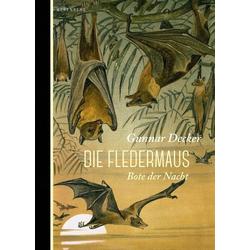 Die Fledermaus als Buch von Gunnar Decker