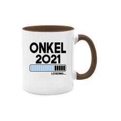 Shirtracer Tasse Onkel loading 2021 - Tasse für Onkel - Tasse zweifarbig - Tassen, onkel tasse