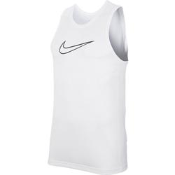Nike Dri-FIT - Basketballtop - Herren White L