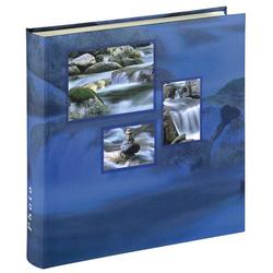 Hama Singo 00106255 Fotoalbum (B x H) 30cm x 30cm Blau 100 Seiten