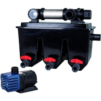 T.I.P. MTS 30000 UV 25 Set Mehrkammerfilter UVC