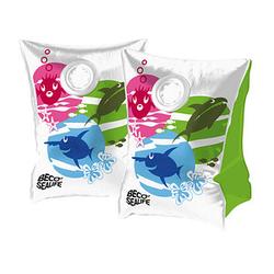 BECO Sealife Schwimmflügel Fischmotive mehrfarbig