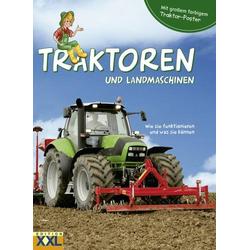 Edition XXL Traktoren und Landmaschine