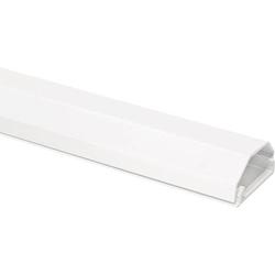 My Wall HZ3-0,75WL Kabelkanal Kabelhalterung (L x B x H) 75 x 3.3 x 1.8cm 1 St. Weiß