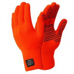 Dexshell Thermfit Neo Glove wasserdichter Handschuh - Neon Orange