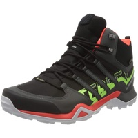 adidas Terrex Swift R2 Mid GTX M core black/solar red/signal green 42 2/3